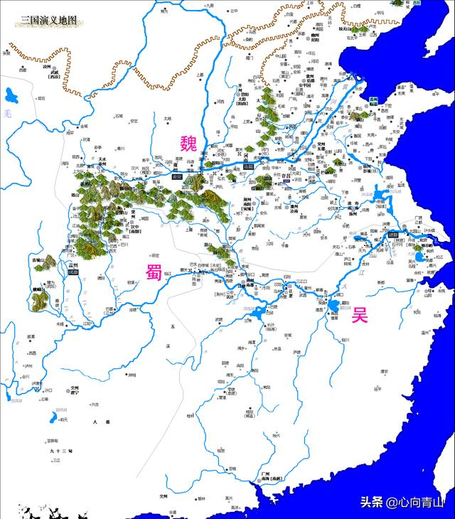 三国时期是从哪一年开始的,汉末为何会形成三国分立之局?