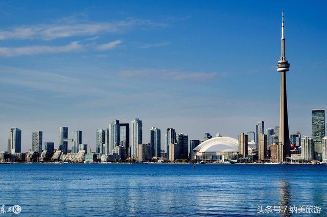 枫叶之国里最美的枫叶——Toronto,多伦多