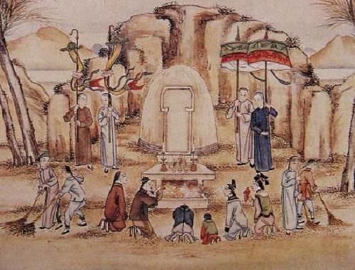 """古代文化史:从""""赴告""""到""""讣告"""",厘清古人是如何报丧的?"""