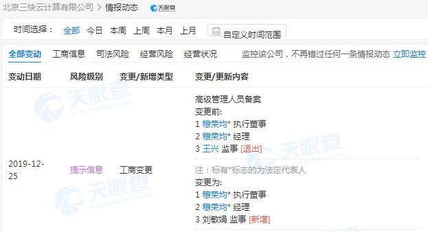 美团云注册资本暴增至8.7亿元 王兴实控_B2B_电商报