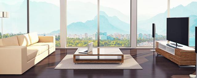 电视与沙发3米距离可买多大电视