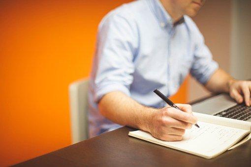 办公室, 启动, 业务, 家庭办公室, 商人, 笔记本, 笔记本电脑, 计算机