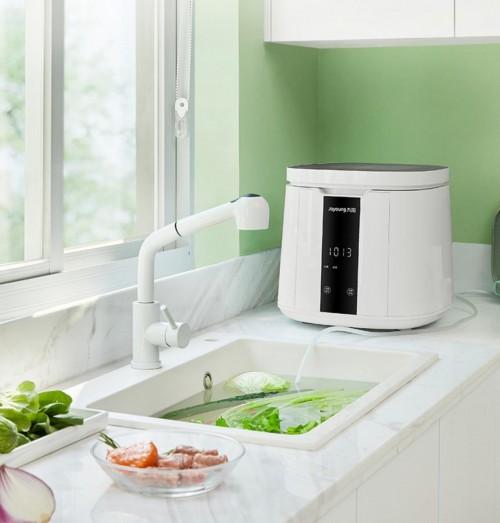 九阳净食机XJS-02A——厨房必备神器
