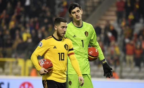 2020欧洲杯夺冠热门比利时,能否在B组制霸