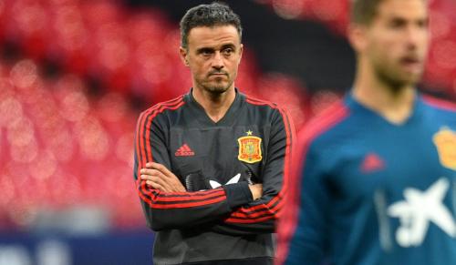 2020欧洲杯西班牙队主教练寄望年轻球员,传承西班牙意志