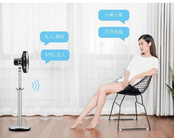 莱克空气调节扇,真正懂你的室内空气调节大师